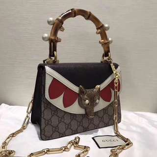 # Borche GG Supreme Mini Bag #