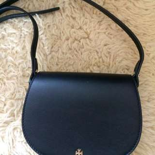 Tory Burch shoulder 彎形小袋仔