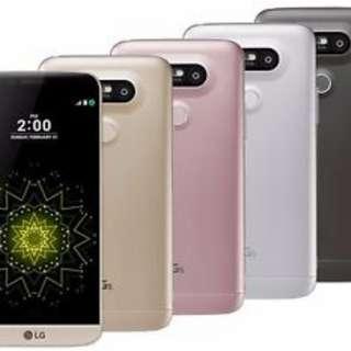 LG G5 4GB RAM 32GB 2K顯示屏雙鏡頭相機