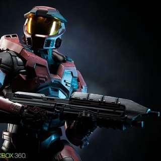 HALO Spartan Red Team Leader Exclusive