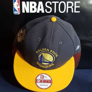 🆕️Original GSW Snapback (NBA🏆Champs Golden State Warriors Snapback)