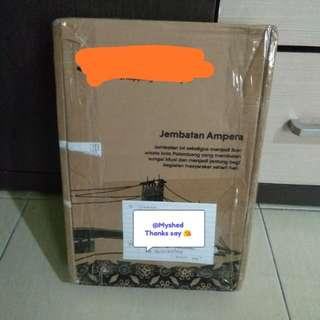 Paket 12.12.17 👉 Geser