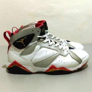 Jordan 7 奧林匹克 誠可議