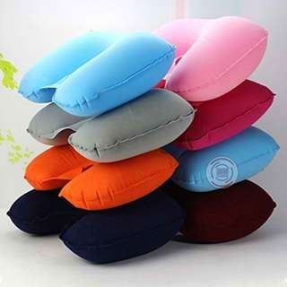Travel Neck Pillow (Gray only) sold per piece