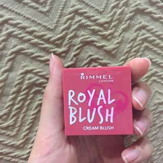 Rimmel Cream Blush