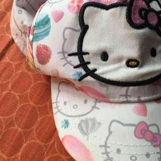 🖤H&M hello kitty cap
