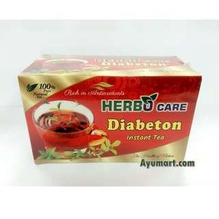 100 pure herbo care diabeton instant tea