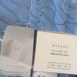 magic cushion missha