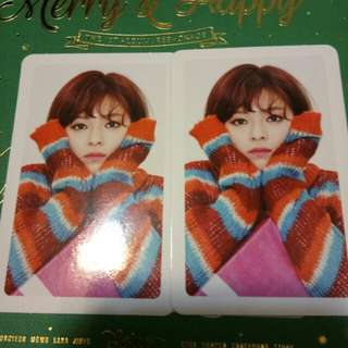 [WTS] TWICE MERRY&HAPPY PC