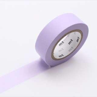 Pastel Purple MT Washi Tape