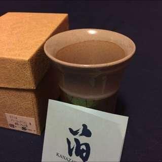 日本金澤手工金鉑杯