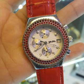 Stainless watch on sale