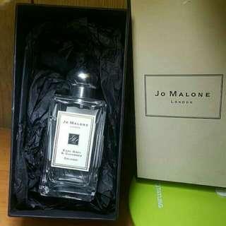 正品Jo Malone 伯爵茶與小黃瓜100ml 香水 淡香水