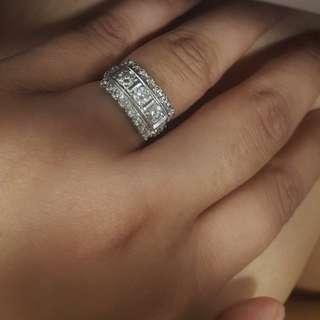 Listring Diamond Ring