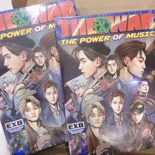 EXO POWER SEALED ALBUM