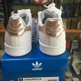 Adidas Superstar Rosegold Authentic