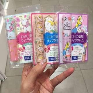 DHC Lip Cream Limited Disney design