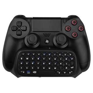 Dobe PS4 Controller Wireless Keyboard -- 406
