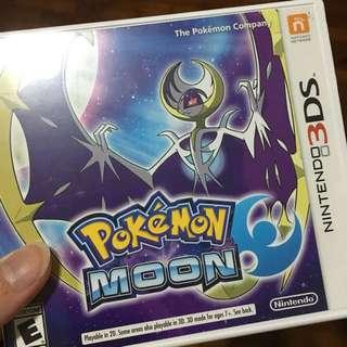 SEALED Pokemon Moon & Shiny Silvally code