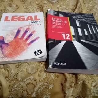 Legal studies unit 3/4 VCE
