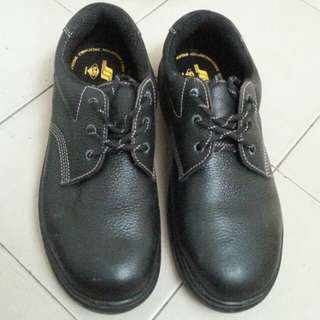 New Safety King Safety Shoes Black UK8
