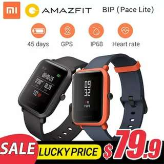 Xiaomi Huami Amazfit Bip Youth (Pace Lite) Smart Watch