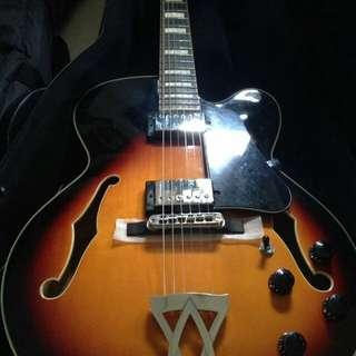 guitar ibanez c75