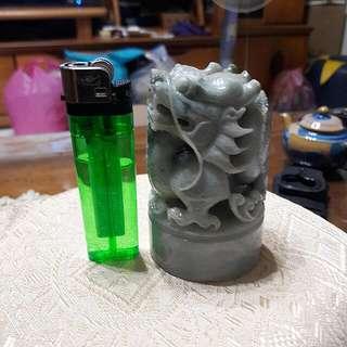 玉龍雕刻印