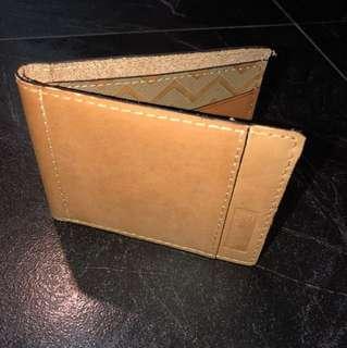 Billabong Leather Wallet
