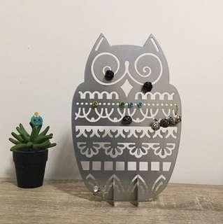 Earing Hanger| Owl