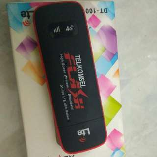 MODEM 4G TELKOMSEL WIFI
