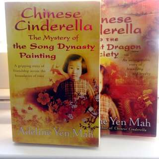 Chinese Cinderella books
