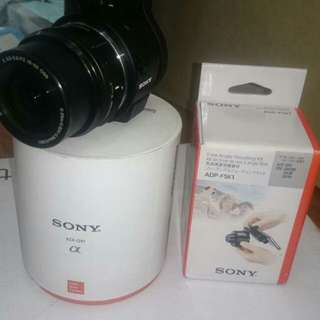 Sony QX1 LENS 16-50mm