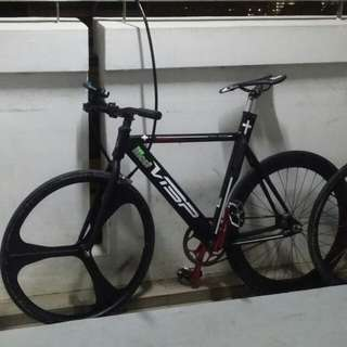 Visp Trx999 Track Bike