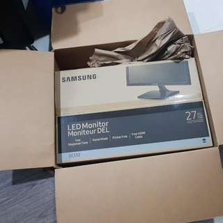Samsung GAMING Monitor, 27inches , 1ms Response Time, S27E330