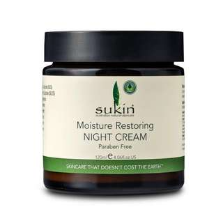 (PO) Sukin Moisture Restoring Night Cream 120ml