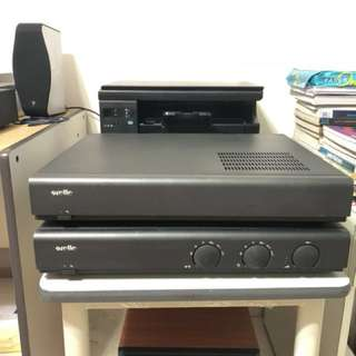 Orelle SC-101 and SP-101