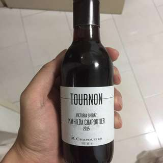 Tournnon red wine Victoria Shiraz 187ml