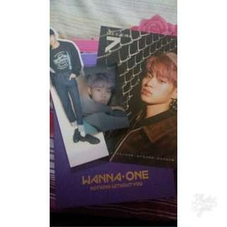 wanna One Nothing Without (Wanna Ver - Purple)  Full Set