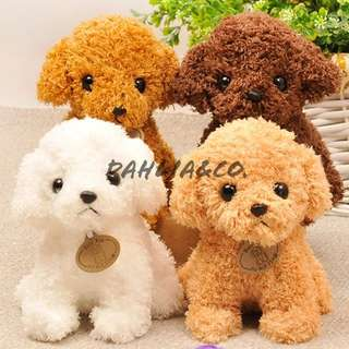 Puppy Dolls Soft Toys