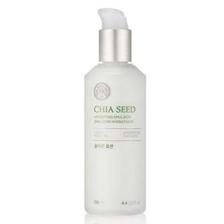 thefaceshop chia seed hydrating emulsion