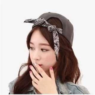 EXO ribbon front cap