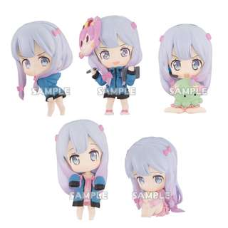 [PO] Sagiri ga Ippai Collection Figure