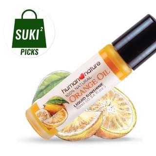 Orange Oil Liquid Sunshine