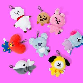 [Interest Check] BT21 Seoul Goods