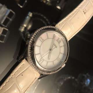 White guess watch