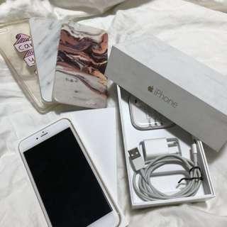 iPhone 6 plus (128GB) (Gold)