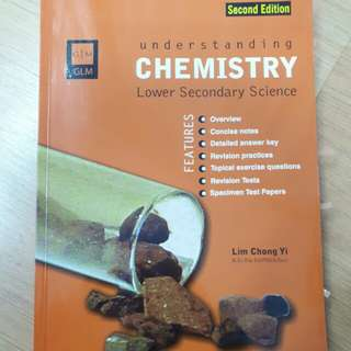 Understanding Chemistry Lower Secondary Science