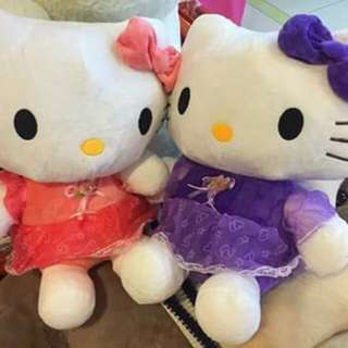 43cm Hello Kitty Stuffed Toy