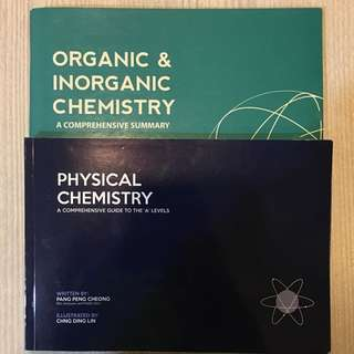 H2 Chem guidebooks